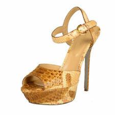 Sandali e scarpe rosse Sergio Rossi per il mare da donna
