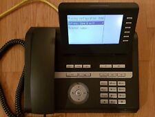Siemens Unify OpenStage 40 SIP Telefon schwarz
