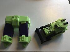 Transformers Universe 2004 Bonecrusher figure MICROMASTER Devastator combiner