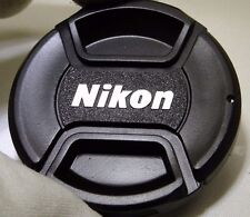 Nikon LC-55 55mm Lens front cap for 18-55mm VR II AF-P