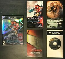 Metroid Prime 2: Echoes (Nintendo GameCube, 2004) Complete - Tested, Works
