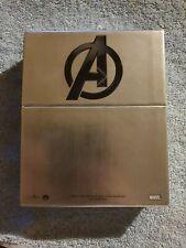 Avengers Boxset - 6 Marvel Movies - MCU Phase 1 - BLU RAY