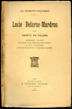 Sirieyx de Villers: LUCIE DELARUE-MARDRUS, Biographie critique-sur Hollande-1923