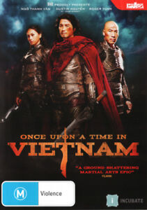 Once Upon a Time in Vietnam - DVD (NEW & SEALED)