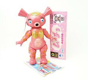 PicoPico Mucho Pink sofubi cute monster doll PDS mvh Japan