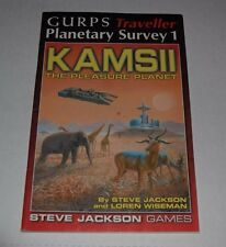 Kamsii - GURPS Traveller Planetary Survey 1 - 1st edition 2001