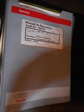 AUDI A3 depuis 1997 : manuel d'atelier - Moteur 4 cylindres 1.6 Turbo 20S