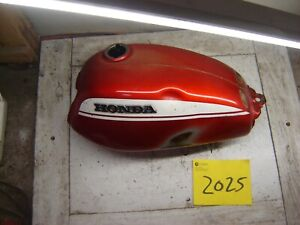 1971 HONDA SL100 SL 100 GAS FUEL TANK