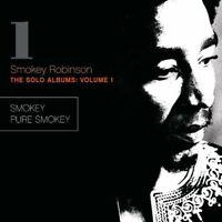 Smokey Robinson - The Solo Albums, Vol. 1 [New CD]