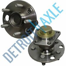Set (2) New REAR Wheel Hub and Bearing Assembly for Buick Cadillac Chevy Olds