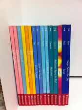 American Girl Books Julie,Ivy, McKenna,Cecilia,Lanie,Saige,Nicki,Kanani,Caroline
