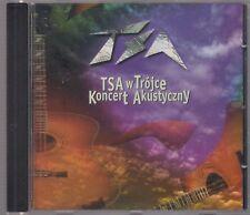 TSA KONCERT AKUSTYCZNY W TROJCE 1999 CD MAREK PIEKARCZYK TOP RARE OOP AOR