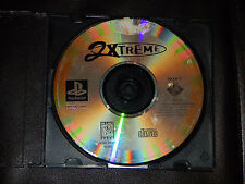 2Xtreme PlayStation PS1 1997 Game Only Free Shipping Sports Cycling Sking