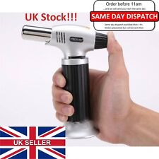Butane Gas CHEF Cooking Creme Brulee BLOW TORCH LIGHTER UTILITY BURNER BS-400