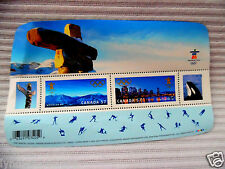 Vancouver 2010 Olympics Collectible Stamp Set ***Limited Edition***