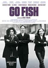 Go Fish (Lesbian DVD)(2015)(Deutsche Synchr.)(english Ori.)-NEU- Die Letzte DVD!