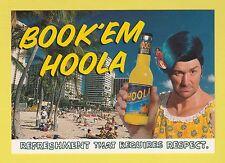 ADVERTISING  -  HOOLA   POSTCARD  -  HOOLA    (A)