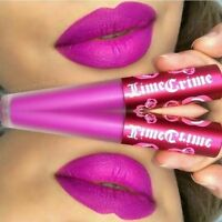 2 LOT LIME CRIME VELVETINES UTOPIA LIPSTICK AUTHENTIC COSMETICS WHOLESALE BUNDLE