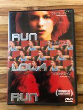 Run Lola Run Dvd Good Condition Full Frame And Widescreen