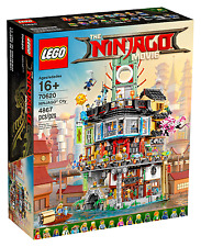 LEGO Ninjago City The Ninjago Movie Set 70620