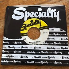 Little Richard Keep A Knockin' Specialty 611 45rpm reissue! Old Store Stock!