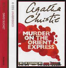 AGATHA CHRISTIE - Murder on the Orient Express - Unabridged CD Audio Book
