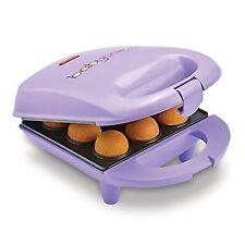 The Babycakes Mini's Cake Pop Maker Nonstick Coated Purple