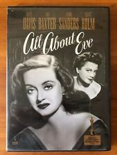 All About Eve (Dvd, 1999, Studio Classics) Bette Davis - Very Good Condition