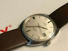 VINTAGE OMEGA SEAMASTER COSMIC 35 mm MANUAL WIND MEN'S WATCH DATE SWISS