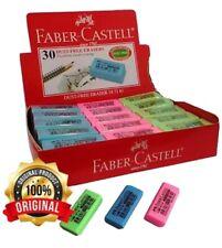 Faber-Castell Eraser Dust Free Graphic Sketch Art Original Rubber - 30 Units