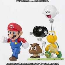 S.H. Figuarts Nintendo Super Mario Bros. Diorama set D action figure Bandai