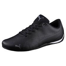 PUMA Mens Drift Cat 5 Ultra Walking Shoe Black-quiet Shade 9 M US