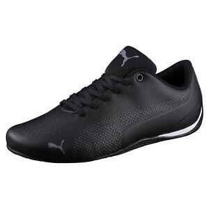 New Puma drift cat 5 ultra mens shoes black quiet shade 362288 01 men's shoe