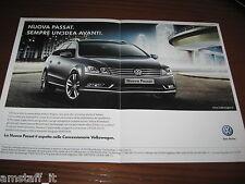 *AN35=VW PASSAT=PUBBLICITA'=ADVERTISING=WERBUNG=COUPURE=