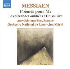 Messiaen: Poèmes pour Mi; Les offrandes oubliées; Un sourire, New Music