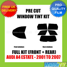 AUDI A4 ESTATE 2001-2007 FULL PRE CUT WINDOW TINT KIT