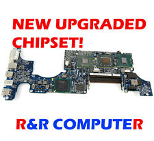 "Apple Macbook Pro A1229 17"" 820-2132-A T7700 2.4GHz Logic Board NEW CHIPSET!"
