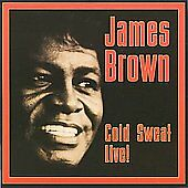 Cold Sweat Live! by James Brown CD Please Sex Machine Good Foot Man's World Funk