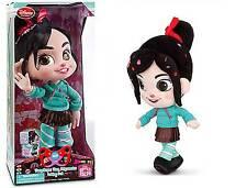 Disney Vanellope Von Schweetz Plush Talking Doll Wreck-It Ralph 1st Edition
