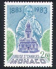 Monaco 1983 St Charles/église/bâtiments/architecture/Religion 1 V (n38965)