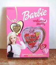 2000 Valentine Hearts Barbie Nrfb (Z128)