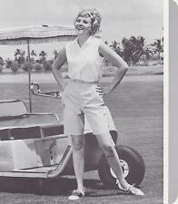 1970s AD SHEET #2800 - HARBURT ETONIC WOMENS GOLF CLOTHING - MARINA BERMUDAS