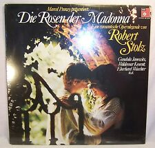 Robert Stolz DIE ROSEN DER MADONNA Romantic Opera MINT/SEALED BASF LP