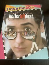 Better Off Dead - I Love the 80's Edition, Good Dvd, Brian Imada, Yuji Okumoto,
