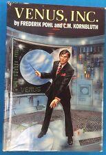 VENUS, INC. by Frederik Pohl & C.M. Kornbluth (1984) Doubleday HC