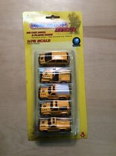 Giga Motto Rescue Die Cast Metal & Plastic Free Running Wheel Cars Vehicles