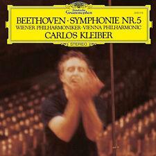 Beethoven / Symphonie Nr. 5 - Vinyl LP 180g Carlos Kleiber Wiener Philharmoniker