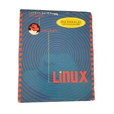 "linux 4.1 red hat Includes Java SDK  big box 3.5"" software boot disk ++ no CDROM"