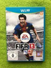 WiiU - Fifa 13