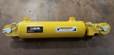 """3"""" Bore x 8"""" Stroke Hydraulic Threaded Clevis Cylinder, Double Acting, 3000 PSI"""